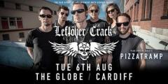 Leftover Crack (The Globe, Cardiff)