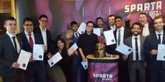 Sparta Day - Tuesday - Moorgate