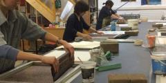 Textiles Printing Level 1 (Aug-Sept'19)
