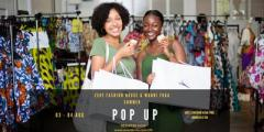 Zere Fashion House x Wannifuga London Pop Up