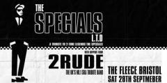 The Specials Ltd + 2 Rude