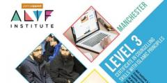 Alif Institute Islamic Counselling Level 3 Greater Manchester