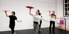 Autumn Term 2019 - Chinese Folk Dance - Goldsmiths Confucius Institute