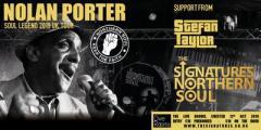 The Signatures + Nolan Porter -Chester