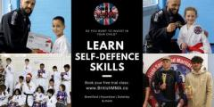 British MMA   Family Club   Learning Self-Defence Skills   Heston