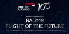 August 1 - BA 2119: Flight of the Future