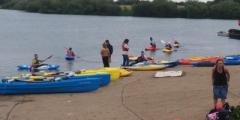Fairlop Splash Weekend - Paddle Sports (Canoeing, Kayaking, Bell Boat, Dragon Boat)