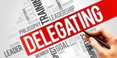 Delegation Skills Workshop - GLASGOW