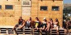 Mini beach retreat - Sauna - Sea - Yin Yoga in Brigthon