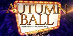 AUTUMN MASKED BALL  WITH THE DISABLED  LGBTQ