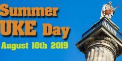 J G Windows Summer Uke Day: Build and Paint a ukulele