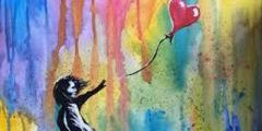 Paint Street Art + Wine! London Bridge, Friday 20 September
