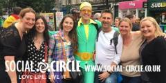 Edinburgh Festival Weekender (YOU MUST BOOK DIRECT WITH SOCIAL CIRCLE)