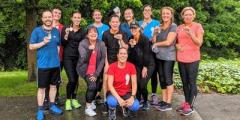 0-5k Running Course, Loughton PM