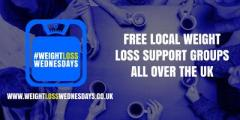 WEIGHT LOSS WEDNESDAYS! Free weekly support group in Tower Hamlets
