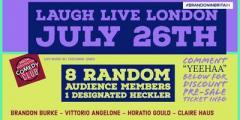 Laugh Live  London