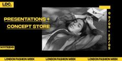 LONDON FASHION WEEK: Lone Design Club's Presentations + Concept Store