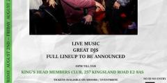 4MF AT THE KINGS HEAD