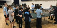 Richmond Park Table Tennis Club - Autumn Term 2019