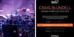 Craig Blundell Drum Clinic - PMT Romford