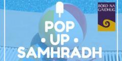 POP UP SAMHRADH