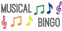 P@W Presents MUSICAL BINGO!!