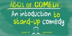 ABCs of Comedy : An introduction to stand-up comedy workshop