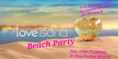Love Island Beach Party