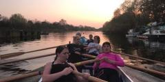 Thursday 1st August 1845-2000hrs - Richmond open rowing session
