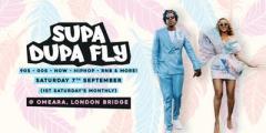 Supa Dupa Fly x Omeara