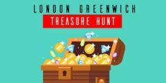 Treasure Hunt in Greenwich, London: Sailor's last mission