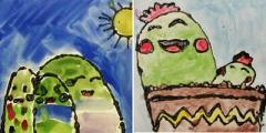 Wednesday after school art class for 8-11 years old