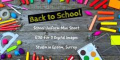 Back to School Photoshoot at Buttercup Studio