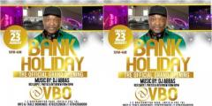VBO Exclusive Lounge Grand Opening ft Dj's Abass & Whateva