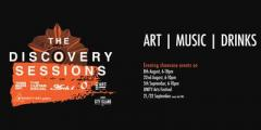 DISCOVERY SESSIONS 2019 at Trinity Art Gallery