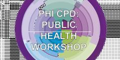 PUBLIC HEALTH WORKSHOP (Edinburgh) September