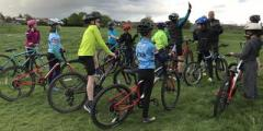 CTW Young Cyclists autumn coaching sessions