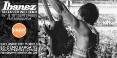 Ibanez Takeover - PMT Birmingham
