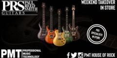 PRS Guitars Takeover Weekend - PMT Romford