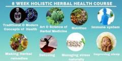 8 Week Holistic Herbal Health Course