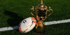 Rugby World Cup: Japan V Ireland