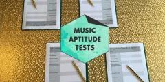 Music Aptitude Test & Scholarship Training: Register Your Interest