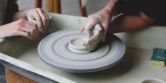 Ceramics on the Wheel (private class) over UNITY Arts Festival weekend