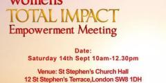 Women Arise Ministries Empowerment Meeting