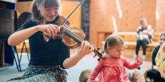 London Bridge & Borough - Bach to Baby Half Term Family Concert