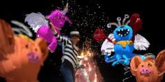 TiltBrush Karaoke VR