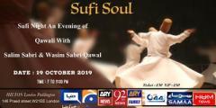 Qawalli Night - Salim Sabri & Wasim Sabri Qawaals
