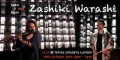 Zashiki Warashi Live Music ~Japanese Drum