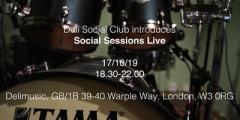 Deli Social Club: Social Sessions Live