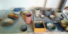 Hand Built Ceramics Drop-in classes, Saturdays 10.30am - 1pm, October - December 2019
